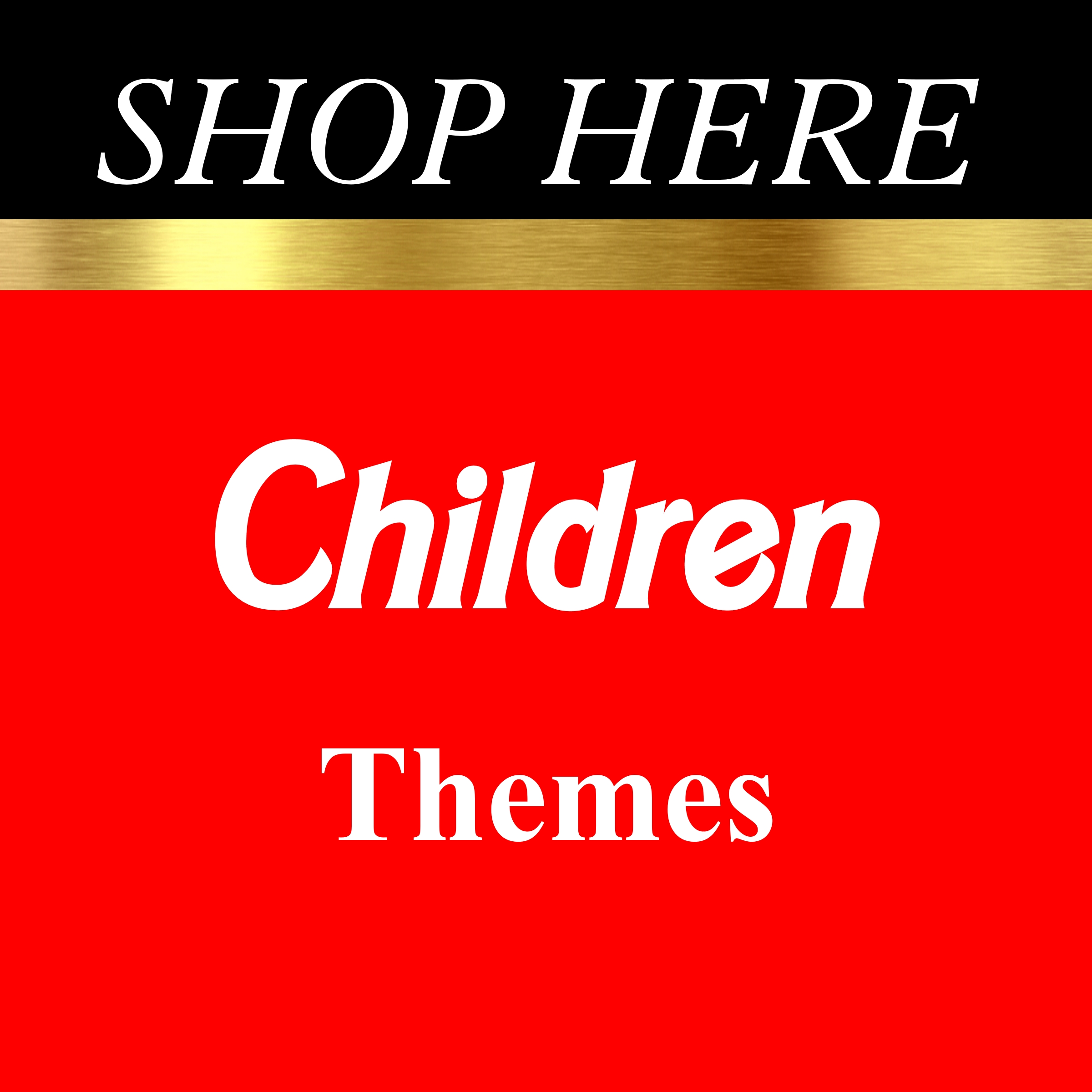 Children Party Themes