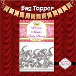 Pink Princess Bag Topper