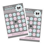 Gender Reveal Party Bingo (set of 16)