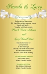 The Banner Wedding Invitation